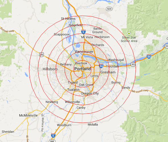 Locksmith Portland service area