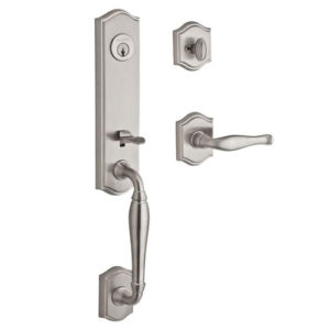 Locksmith Portland decorative handleset