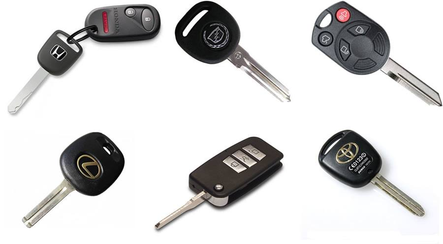 Locksmith Portland transponder key