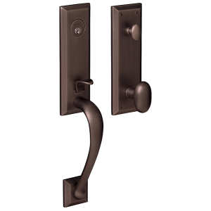 Portland locksmith decorative handle-set