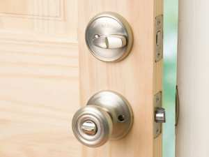 Locksmith Portland home security locks
