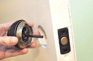 Portland locksmith lock change