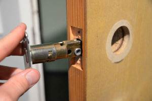 Portland locksmith new lock install