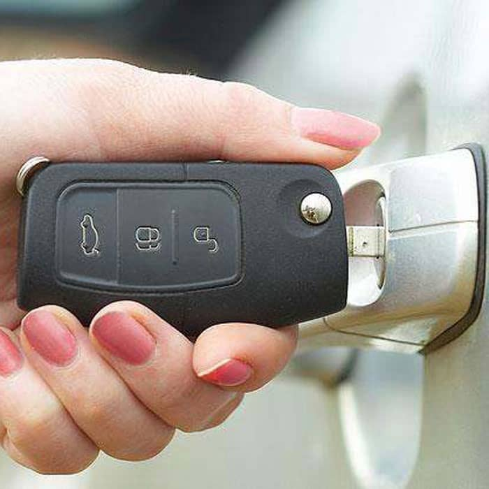 Locksmith Portland car door lock repair