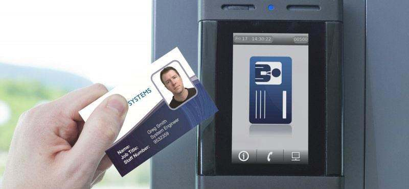 Card access control systems portland locksmith
