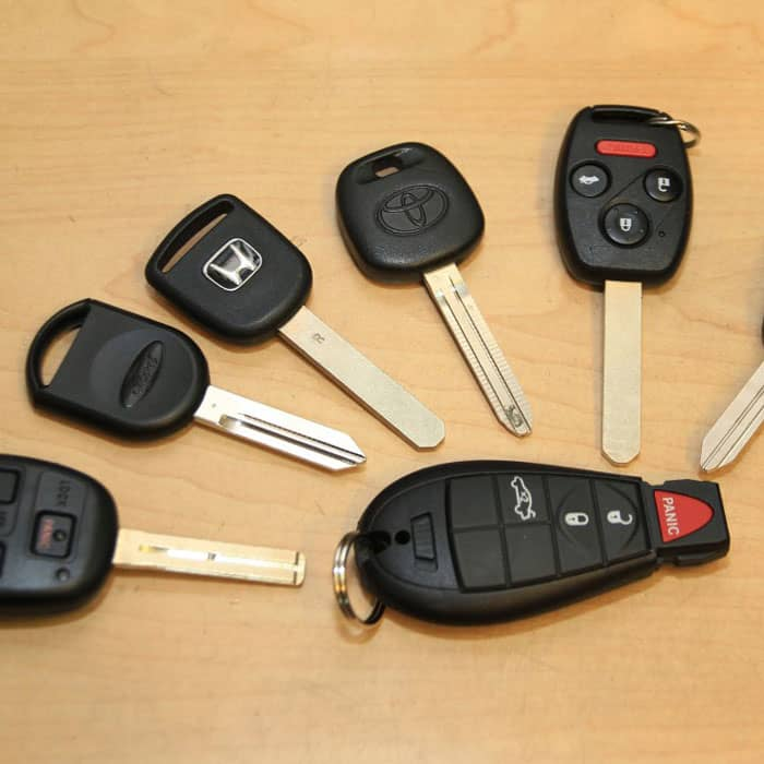 Locksmith Portland transponder key programming