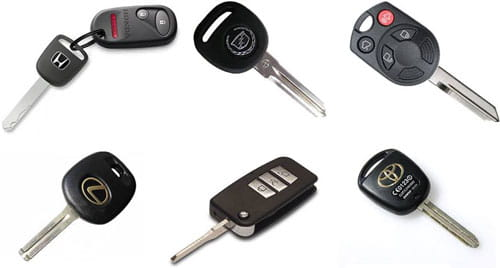 Car key make automotive locksmith Portland