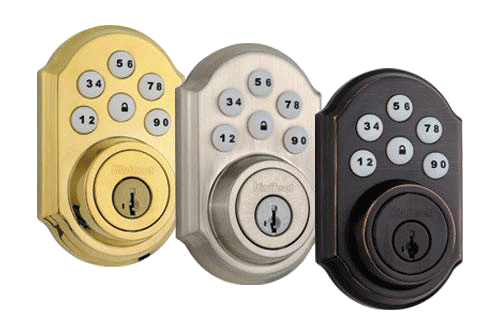 Residential locksmith Portland keyless entry lock