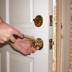 Lock change locksmith Portland