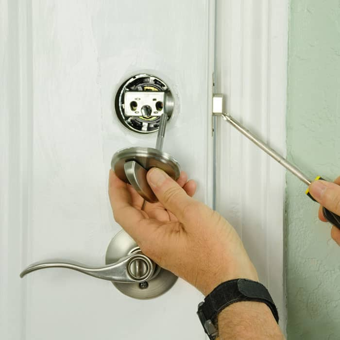 Lock change Portland locksmith