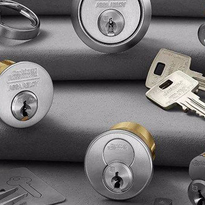 Locksmith Portland corbin russwin lock brands