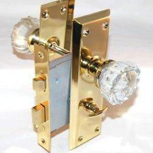 Portland locksmith vintage mortise lock