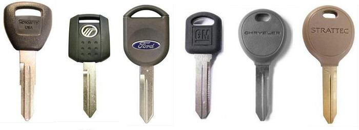 Transponder car key duplication Portland OR