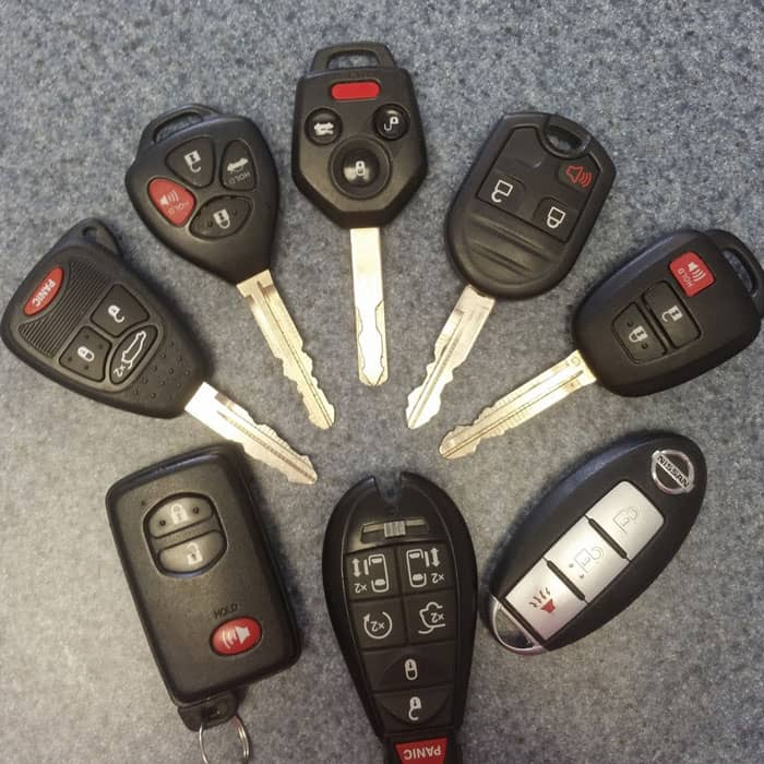 Car key replacement Portland locksmith